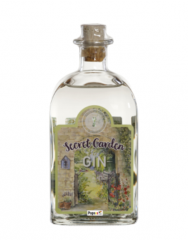 Secret Garden Gin 70cl