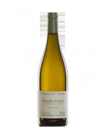 Pouilly-Fuissé 2017, Sur la Roche