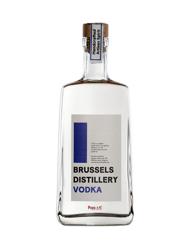 Vodka Brussels Distillery