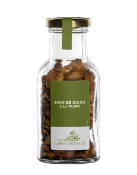 Cashew nuts with truffle