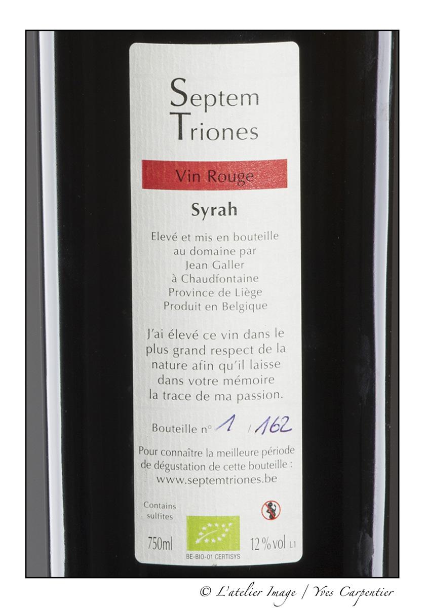Syrah Septem Triones, Jean Galler