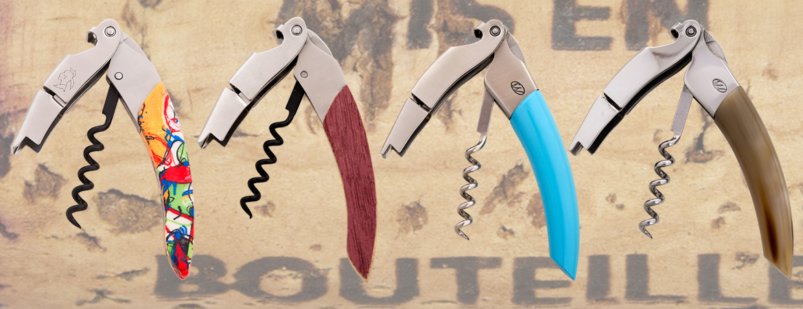 Our superb range of corkscrews