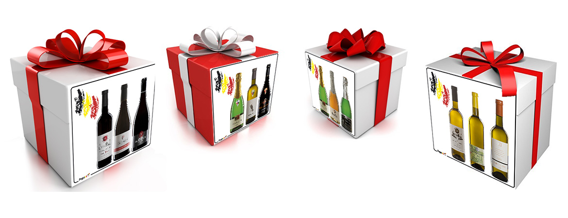 Looking for an original gift? Try Belgian wines!